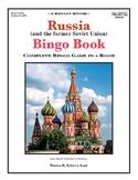 Russia Bingo Book