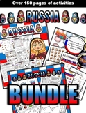 Russia Classroom Center Activity Bundle