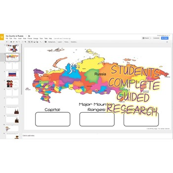 Russia Country Study - Google Drive Version