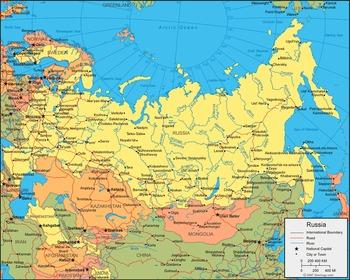 Russia Cultural Capsule