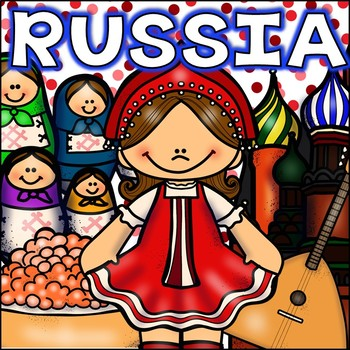 Russia: Differentiated Little Country Books