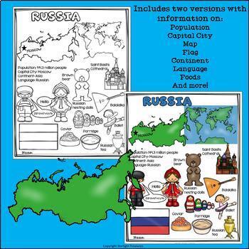 Russia Fact Sheet