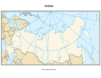 Russia Geography Quiz