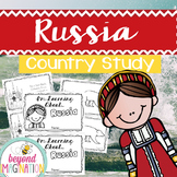 Russia Booklet Country Study Project Unit