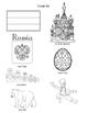 Russia Lapbook