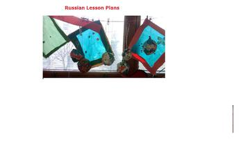 Russia Lesson Plans