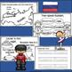 Russia Mini Book for Early Readers - A Country Study