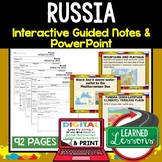 Russia Notes and PowerPoints Geography Google, Digital Dis