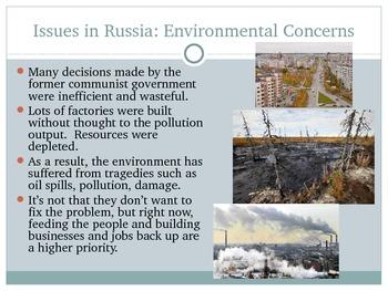 Russia Power Point Presentation
