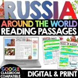 Russia Reading Passages Distance Learning Google Classroom