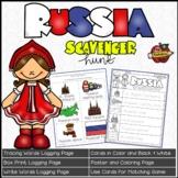 Russia Scavenger Hunt