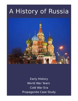 Russia Unit: Ancient and Modern History