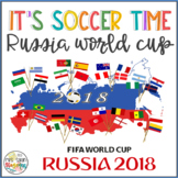 Russia World Cup 2018 - It's soccer time!