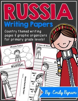 Russia Writing Papers (A Country Study!)