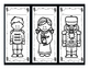 Russia (and The Nutcracker) Bookmarks