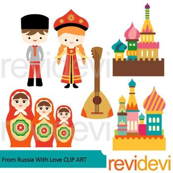 Russia clip art