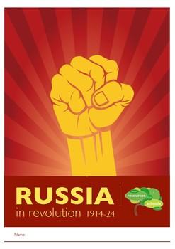 Russia in revolution 1914-24