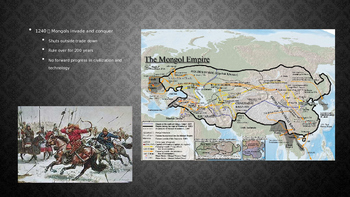 Russia & the Independent States Powerpoint