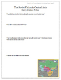 Russia & the Republics Unit Guided Notes Packet