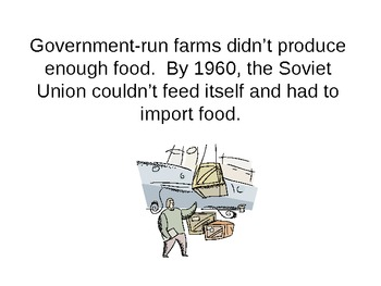 Russia, the Soviet Union, and the Cold War that Fizzled