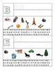 Russian Alphabet Activity Cards