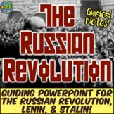 Russian Bolshevik Revolution & Rise of Vladimir Lenin, Joseph Stalin, Communism!