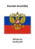 Russian Class Play