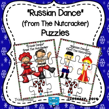 Russian Dance (from The Nutcracker) Puzzles