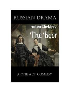 Russian Drama - The Boor - Chekhov