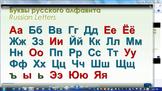 Russian Language Video Tutorial - Russian Alphabet