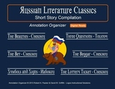 Russian Literature Classics: Short Story Compilation