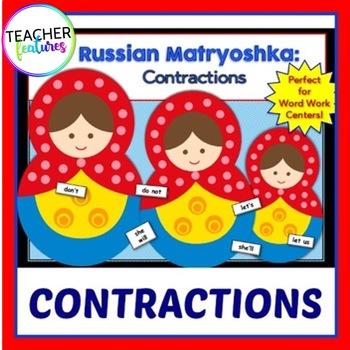 Contraction Matching: Russian Matryoshka Theme