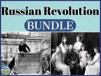 Russian Revolution Bundle