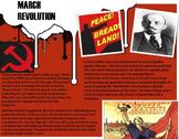 Russian Revolution Common Core Bundle with Close Read!!!
