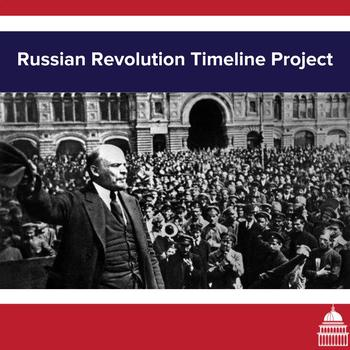 Russian Revolution Illustrated Timeline Assignment