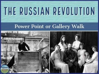 Russian Revolution Power Point