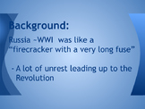 Russian Revolution PowerPoint