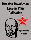 Russian Revolution Lesson Plan Collection
