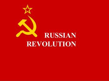 Russian Revolution - The Bolshevik Takeover
