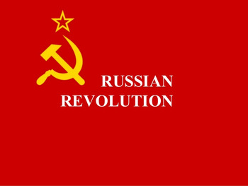 Russian Revolution - The Bolshevik Takeover