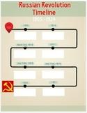 Russian Revolution Timeline Activity