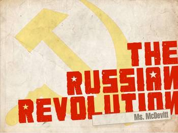 Russian Revolution Unit