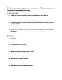 Russian Revolution Worksheet