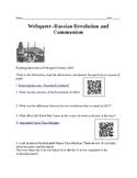 Russian Revolution and Communism (Webquest)