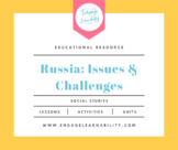 Russia's Issues and Challenges Outline and PowerPoint