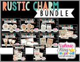 Rustic Charm Collection: Bundle (Farmhouse Style)