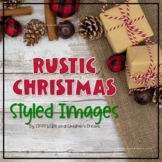 Rustic Christmas Styled Images