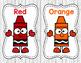 Rustic Classroom Decor: Colors Posters