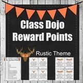 Rustic Dojo Point System