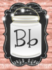 Rustic Farmhouse Alphabet Bundle